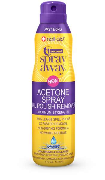 Nail Polish Remover Sprays