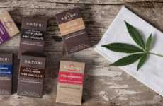 Sustainable Cacao Cannabis Chocolates - Satori Chocolates Are Both Nutritious and Relaxing