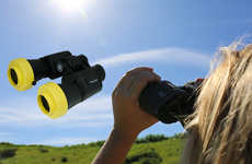 Solar Eclipse Binoculars - The Meade EclipseView Binoculars Let You Safely Stare at the Sun