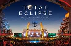 Solar Eclipse-Focused Cruises - The Royal Caribbean Total Eclipse Cruise Sails on August 20