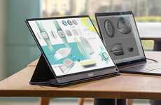 Portable USB Monitor Displays - The ASUS ZenScreen Expands Your PC Capabilities