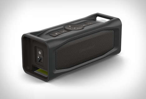 Rugged Adventure Speakers
