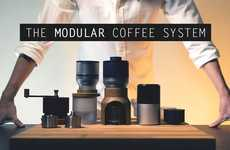 Compact Coffee Makers - The Porta Rista from Fuse Coffee is a Coffee Maker That Can Fit in Your Bag