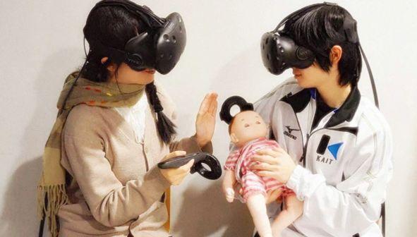 VR Parenting Apps
