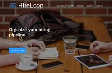 Streamlined Hiring Platforms - 'HireLoop' Offers Better Hiring Capabilities for Small Businesses