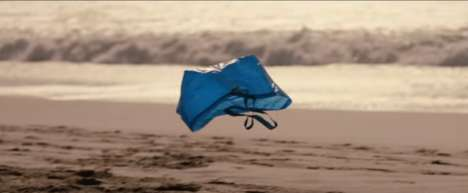 Celebratory Furniture Bag Campaigns - IKEA's New Video is an Ode to Its Iconic Blue Frakta Tote