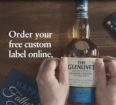 Personalized Whisky Labels
