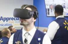 VR Retail-Training Simulators - Walmart is Using a VR Simulator to Prep Employees for Black Friday