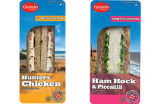 Prepackaged Artisan Sandwiches