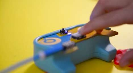 Conductive Dough Toys