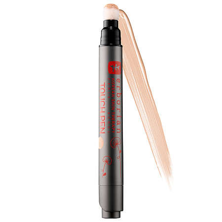 Cushion-Tip Concealer Pens - The Erborian Touch Pen Hydrates and Conceals