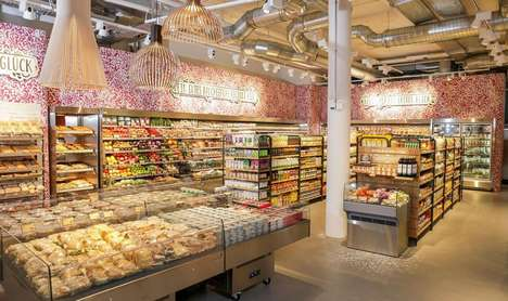 Meat-Free Supermarkets - The Karma Supermarket Sells Only Vegetarian and Vegan Goods
