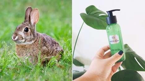 Anti-Animal Testing Campaigns - The Body Shop and Cruelty Free International Joined to Make a Change