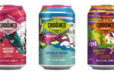 Alcoholic Craft Sodas