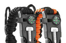 Stylish Survival Bracelets