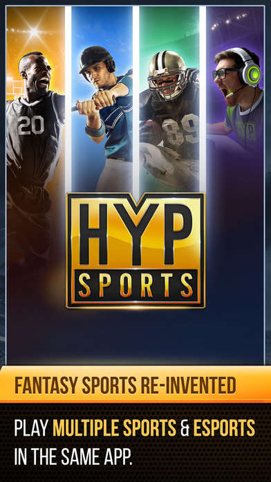 Team-Building eSports Platforms - The HypSports App Helps Gamers Build a Team and Play New Events