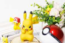 Anime-Themed Phone Chargers - The Pikachu Phone Charger is an Adorable and Practical Accessory
