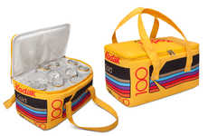 Camera Brand Coolers - This Kodak Cooler is a Nostalgic Piece of Merchandise Inspired by the Company