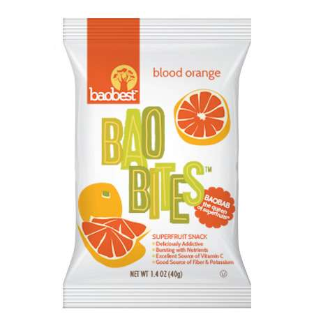 Nutritious Superfood Fruit Chews - BaoBest's BaoBites are Made from Ethically Harvested Baobab Fruit