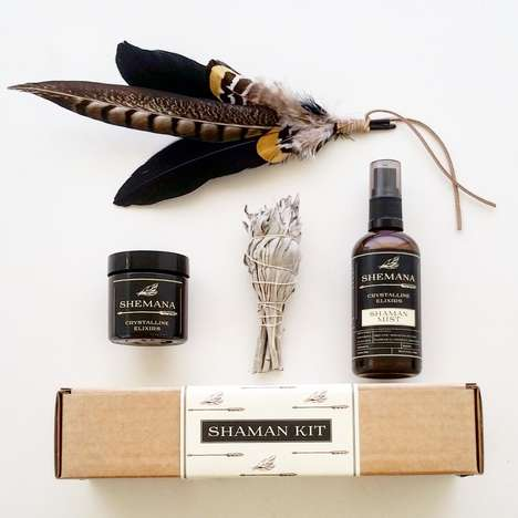 Shamanic Ritual Kits