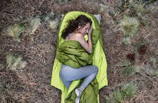 Modular Ergonomic Sleeping Bags