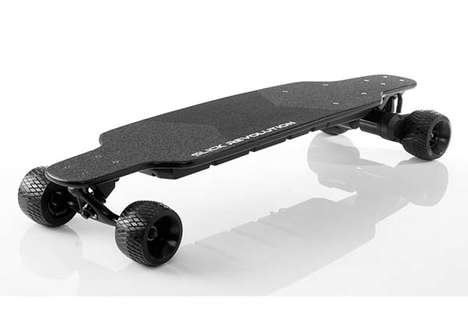 Off-Road Electric Longboards