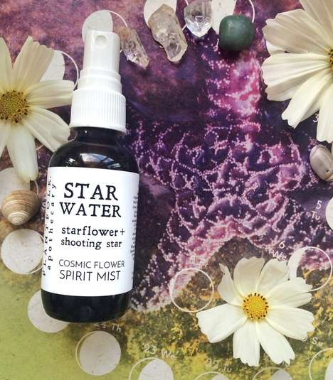 Astro-Skincare Ranges - Plantfolk Apothecary Pulls Inspiration from the Sun, Moon and Stars