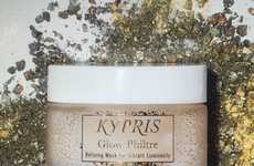 Magic Mushroom Skincare Treatments - The Kypris 'Glow Philtre' Features Silver Ear Ingredients