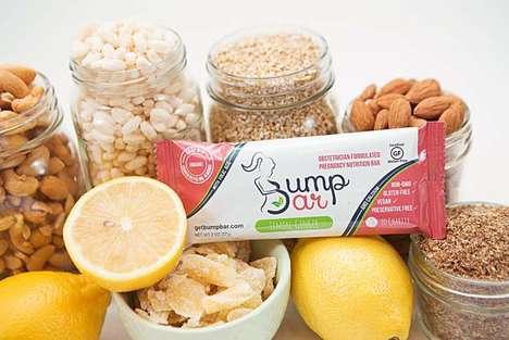 Organic Pregnancy Snack Bars