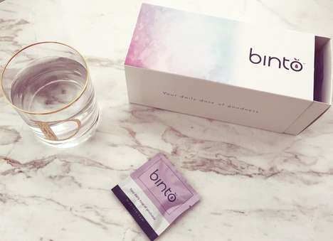 Prenatal Subscription Box Services - The BINTO Subscription Provides Pre and Post-Natal Products