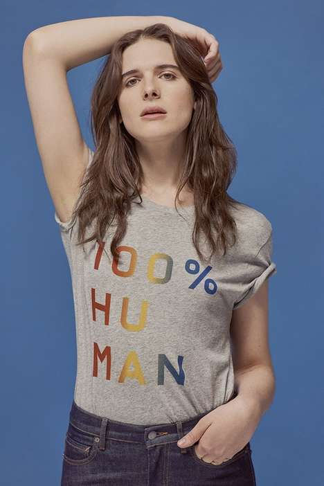 Pride-Supporting Fashion Campaigns - Everlane Spotlighted Hari Nef in Its Celebratory Editorial