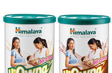 Pregnancy-Specific Nutritional Shakes - 'HiOwna Momz' is a Nutritional Drink for Pregnant Women