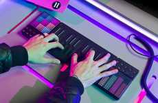 Affordable Modular Instruments - Roli's Seaboard Block Makes Music Production Easy for Beginners