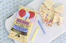 Birthday Cake Chocolates