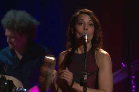 Bringing History to Life with Music - Rhiannon Giddens Gives a Uniquely Structured TED Talk