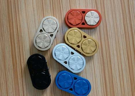 Professional Centrifugal Fidget Spinners