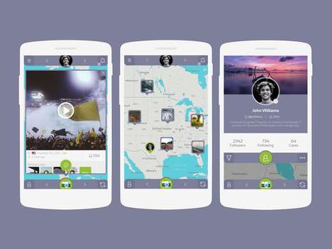 Location-Based Photo-Sharing Apps