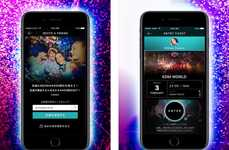Unlimited Nightlife Access Apps - The 'NEON' App Offers Unlimited Access to Clubs in Tokyo