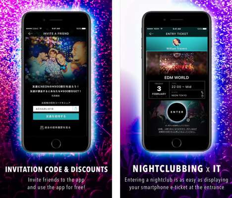 Unlimited Nightlife Access Apps