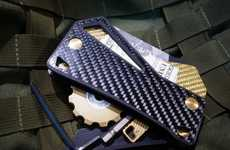 Indestructible Carbon Fiber Wallets - Arceo Wallets Hold Up to 14 Cards and are Stronger Than Steel