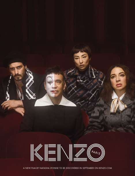 Comedian-Studded Fashion Editorials - Former SNL Cast Members Star in Kenzo's Fall 2017 Campaign