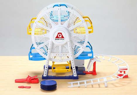 Sushi Ferris Wheels