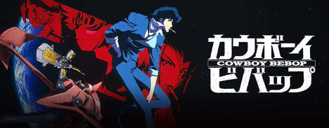 Iconic Cult Anime Remakes - A Live-action Cowboy Bebop TV Show is Currently in Production