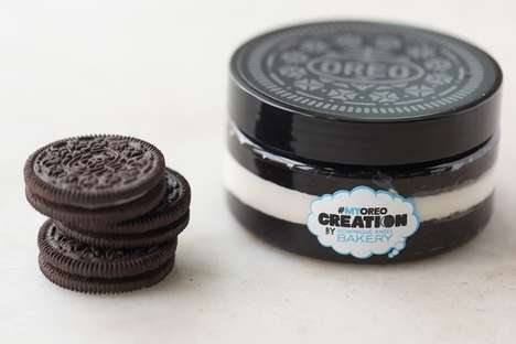 Chocolatey Cookie Spreads - Chef Dominique Ansel Has Created the World's First Oreo Cookie Spread