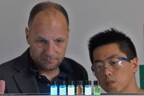 Artificial Whisky Tasters - Uwe Bunz's New Technique Can Identify Which Spirit is Which