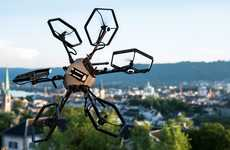 360-Degree Rotation Drones