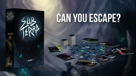 Cooperative Survival Games - Sub Terra is an Award-Winning Survival Game for Up to Six Players