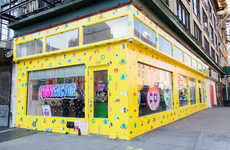 Female Superhero Children's Pop-Ups - The Powerpuff Girls Emporium Offers an Immersive Experience
