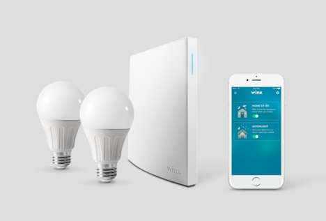 Security-Focused Smart Lighting