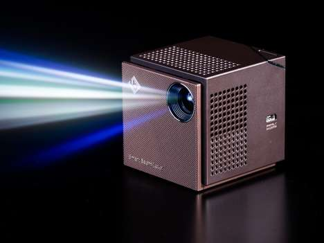 Pocket-Sized Projectors - The Smart Beam by UO is the World's Tiniest Projector